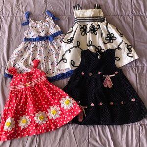 24M/2T Girl's Clothes Bundle